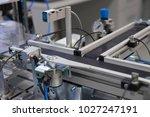 industry 4.0 concept  smart... | Shutterstock . vector #1027247191