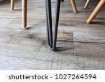 close up of eiffel chair legs... | Shutterstock . vector #1027264594