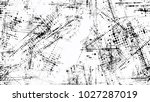 dots and spots of halftone... | Shutterstock .eps vector #1027287019
