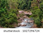 behana gorge  far north... | Shutterstock . vector #1027296724