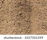 sand beach sea | Shutterstock . vector #1027331359