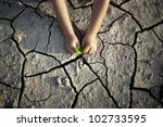 save the world  let's do what... | Shutterstock . vector #102733595
