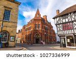 stratford upon avon  england  ...   Shutterstock . vector #1027336999