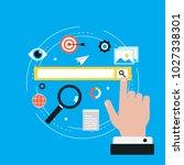 keywording  seo keywording...   Shutterstock .eps vector #1027338301