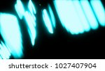 particles explosion.... | Shutterstock . vector #1027407904