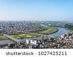 Residential Areas And Rivers In ...