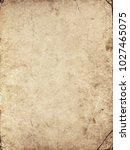 old vintage paper texture.... | Shutterstock . vector #1027465075