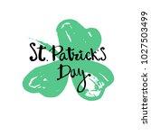 Happy St. Patrick's Day Holida...