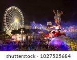 france nice 17 02 2018... | Shutterstock . vector #1027525684