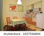 kaliningrad  russia   january...   Shutterstock . vector #1027536844