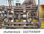 atuntaqui  ecuador   april 17 ... | Shutterstock . vector #1027545859