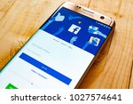 kazan  russian federation   sep ... | Shutterstock . vector #1027574641