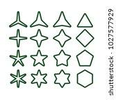 star   vector icon star icon...   Shutterstock .eps vector #1027577929
