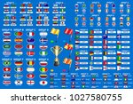 football world championship... | Shutterstock . vector #1027580755