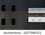 double exposure of reticulated... | Shutterstock . vector #1027586521