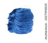 abstract watercolor texture... | Shutterstock .eps vector #1027593025