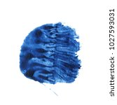 abstract watercolor texture... | Shutterstock .eps vector #1027593031
