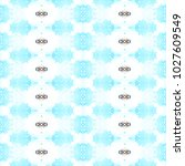 mosaic endless colorful pattern ... | Shutterstock . vector #1027609549