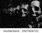 Catacombs Paris Skulls
