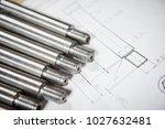 engineering and metalworking... | Shutterstock . vector #1027632481