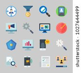 icons about seo with online  ... | Shutterstock .eps vector #1027644499