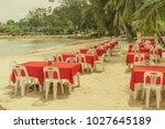 cafe caffe restaurant terrace...   Shutterstock . vector #1027645189