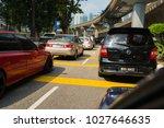 kuala lumpur malaysia   feb... | Shutterstock . vector #1027646635