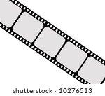film strip illustration. | Shutterstock . vector #10276513