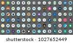 vector color version logos of...   Shutterstock .eps vector #1027652449