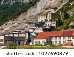 Small photo of Buildings annexed to the mine of Cave del Predil, Italy