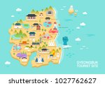illustration of vector flat... | Shutterstock .eps vector #1027762627