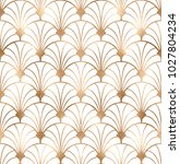 art deco seamless pattern with... | Shutterstock .eps vector #1027804234