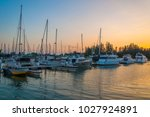 background of sailboat base... | Shutterstock . vector #1027924891