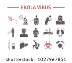 ebola virus disease... | Shutterstock .eps vector #1027967851