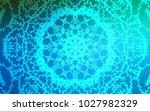 dark blue vector abstract... | Shutterstock .eps vector #1027982329