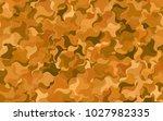 light green  yellow vector... | Shutterstock .eps vector #1027982335