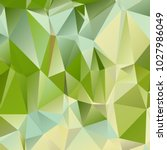 abstract polygonal mosaic... | Shutterstock .eps vector #1027986049