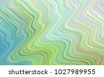 light blue  green vector... | Shutterstock .eps vector #1027989955