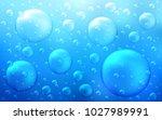 light blue vector background... | Shutterstock .eps vector #1027989991