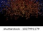 dark orange vector  background... | Shutterstock .eps vector #1027991179