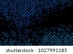 dark blue vector  texture with... | Shutterstock .eps vector #1027991185