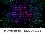 dark multicolor  rainbow vector ... | Shutterstock .eps vector #1027991191