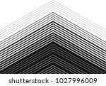 abstract halftone lines...   Shutterstock .eps vector #1027996009