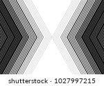 abstract halftone lines...   Shutterstock .eps vector #1027997215