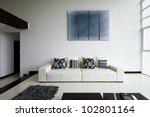 interior design series  modern... | Shutterstock . vector #102801164