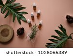 natural cosmetic cream   serum  ... | Shutterstock . vector #1028066389