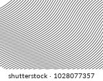 wavy  billowy  flowing lines... | Shutterstock .eps vector #1028077357