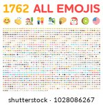 all type of emojis  emoticons...