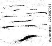 grunge halftone black and white ...   Shutterstock .eps vector #1028087095