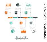 vector infographics template...   Shutterstock .eps vector #1028092414